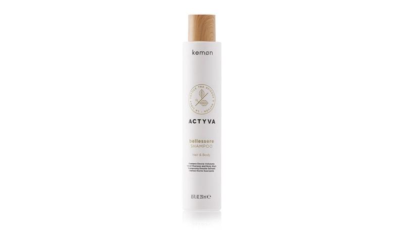 Actyva benessere shampoo 250ml