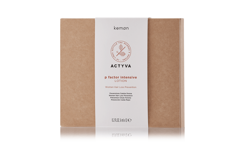 Actyva p-factor intensive lotion for women