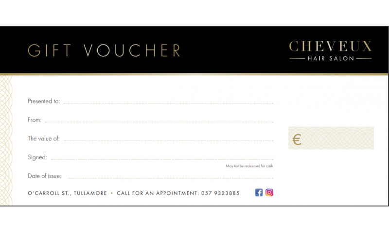 Gift Certificate €100